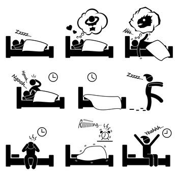 Schlaflos in den Wechseljahren